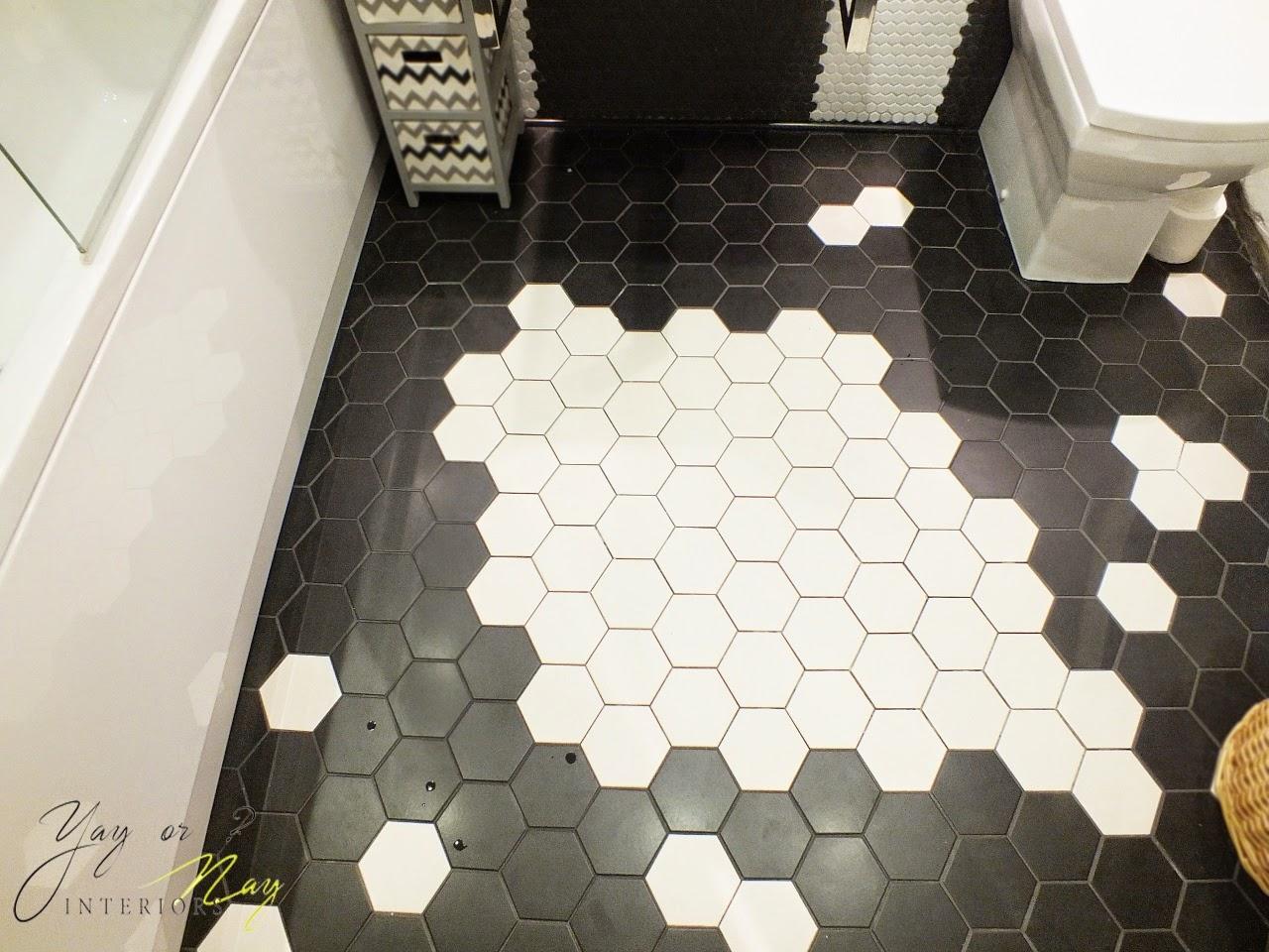 Hexagon tile floor patterns design decoration esagona 6x6 hexagon city tile vancouver island nanaimos a6 doublecrazyfo gallery dailygadgetfo Choice Image