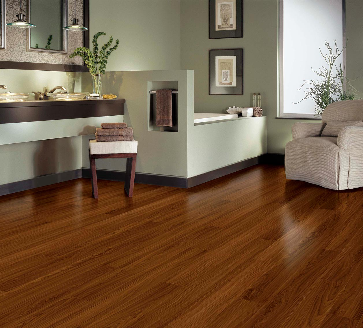 The Relativity of Luxury Vinyl Plank Flooring